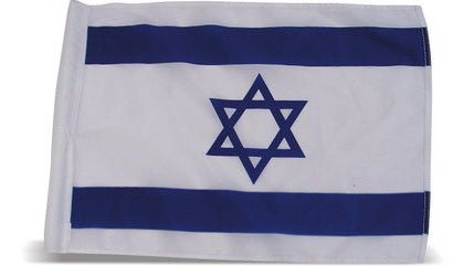 Israeli Flag   43 x 59  inches (110 x 150cm) Gifts - Mitzvahland.com All your Judaica Needs!