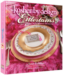 Kosher By Design - Entertains - Fabulous Recipes for Parties and Every Day