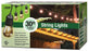 Sukkah Light 30 Feet,  10-Socket, 15 Bulbs - 5 extra Bulbs<BR>Outdoor String Light Set