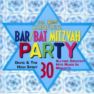 The Real Complete Bar/bat Mitzvah Party