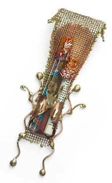 Chupah Wedding Mezuzah  - Mitzvahland.com All your Judaica Needs!