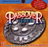 David and The High Spirit - The Real Complete Passover Sing-a-long Seder - 35 Songs Holiday Store - Mitzvahland.com All your Judaica Needs!