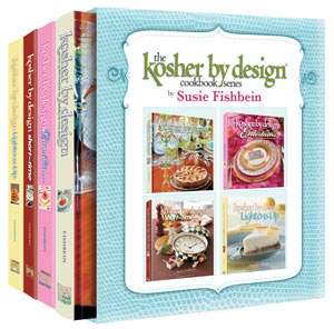 Kosher by Design - 5 Volume Slipcased Set