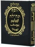 Iranian Tehillim - Tehillim Yossef Tehillah in Persian Books / Seforim - Mitzvahland.com All your Judaica Needs!