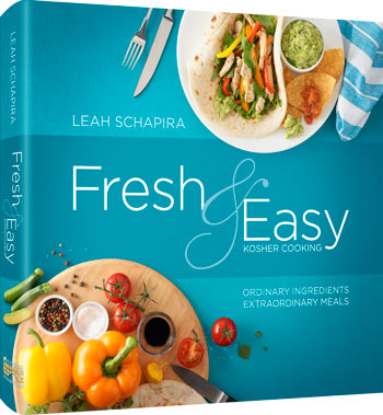Fresh & Easy Kosher Cooking Books / Seforim - Mitzvahland.com All your Judaica Needs!