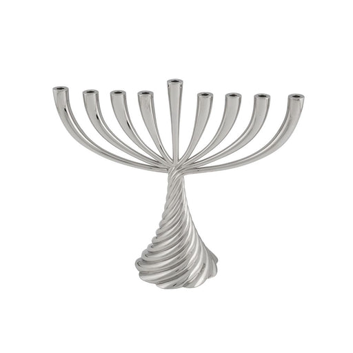 Twist Menorah - Silver Michael Aram