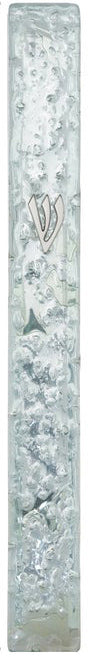 Hammer Glass Mezuzah