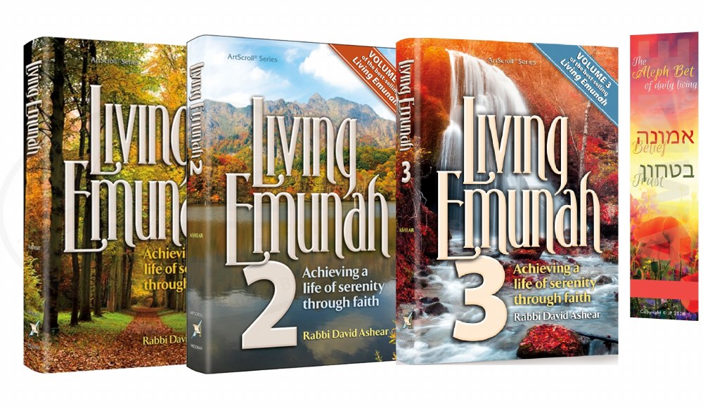Living Emunah Slipcased Set