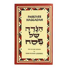 Passover Haggadah: New Revised Edition By Rabbi Nathan Goldberg - Large Books / Seforim - Mitzvahland.com All your Judaica Needs!