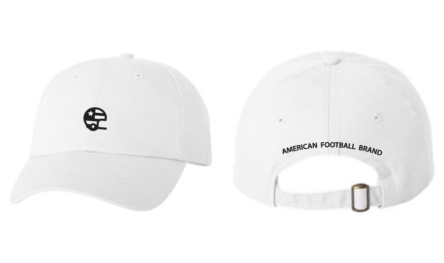 AFB Dad Hat - White