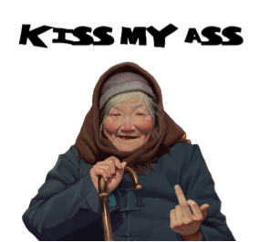 Kiss My Ass