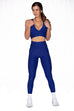Aria Legging & Hyper Mesh Top (Dark Blue)