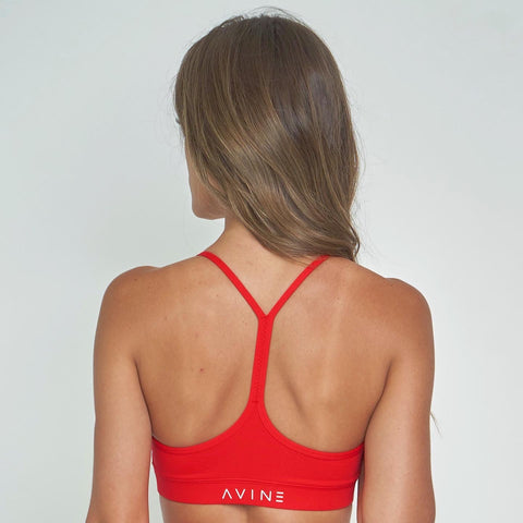 INFINITY TOP Red