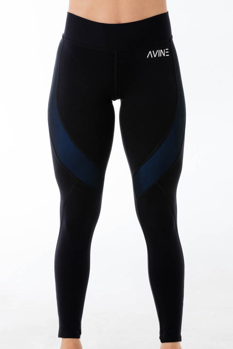 Stride  (Black & Blue)