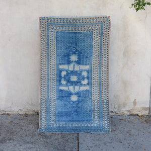 On Hold 2123 Yonca 3'6x5'11 Handwoven Vintage Rug