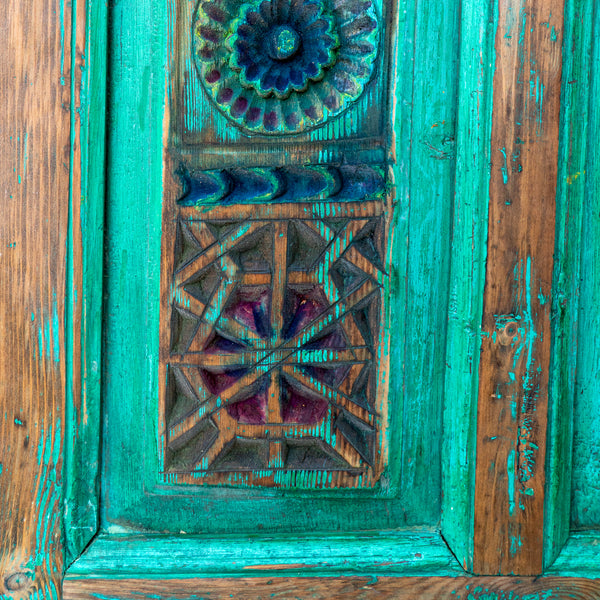 Hand Carved Door #06