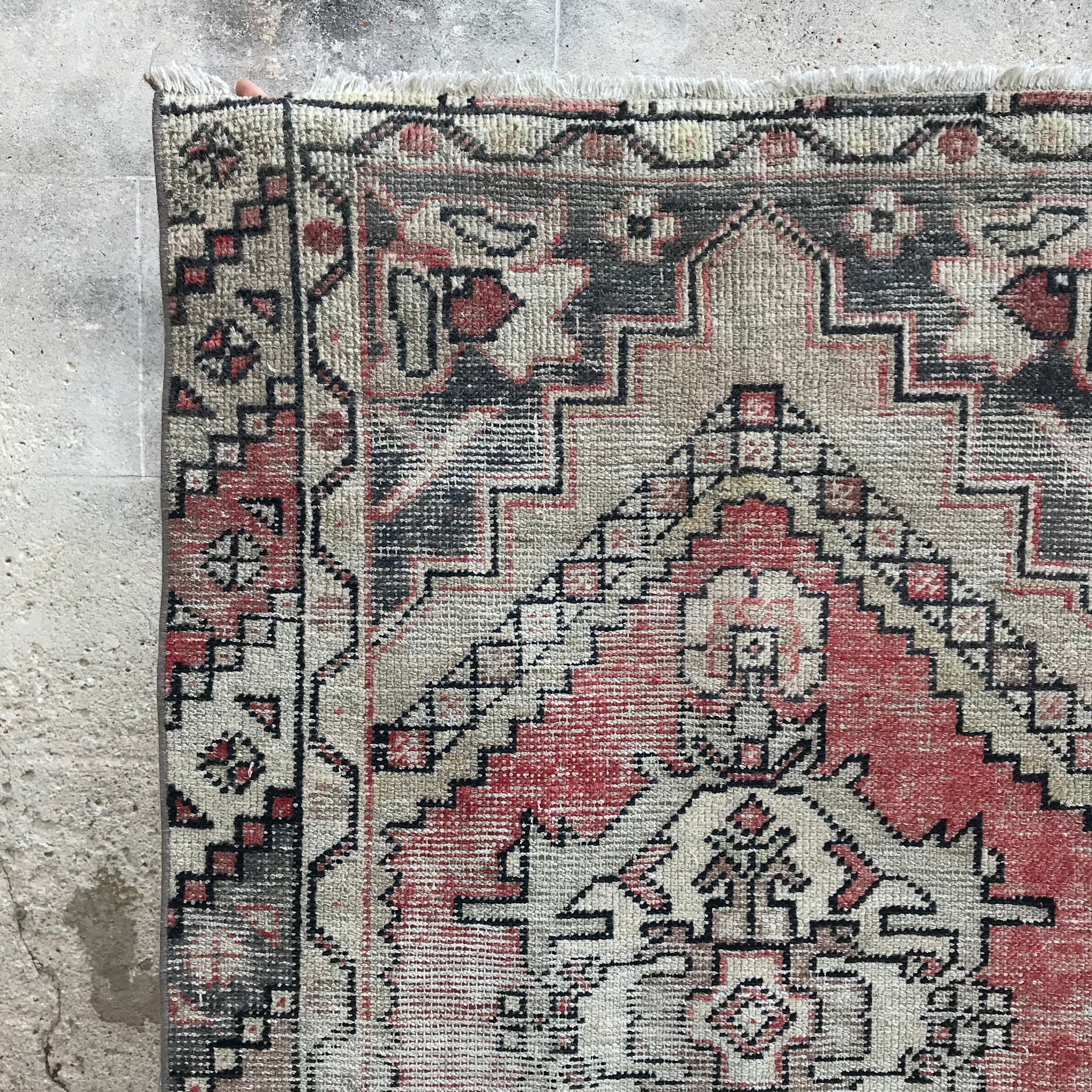 Vintage Turkish runner