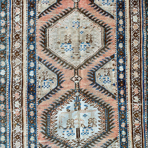 ON HOLD NOT AVAILABLE SE 2645 Handwoven Vintage Rug 3'1x8'11