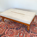 Handmade Coffee Table #8 / Ottoman