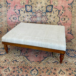 Handmade Large Coffee Table #1 / Ottoman