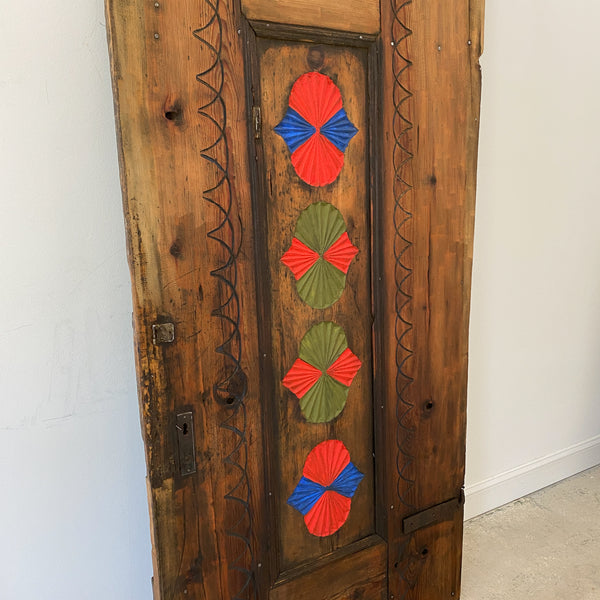 Hand Carved Door #11