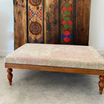Handmade Coffee Table #7 / Ottoman