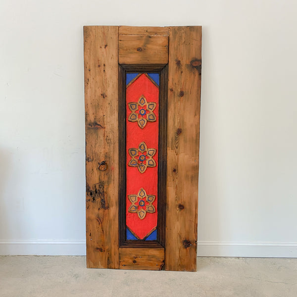 Hand Carved Door #10