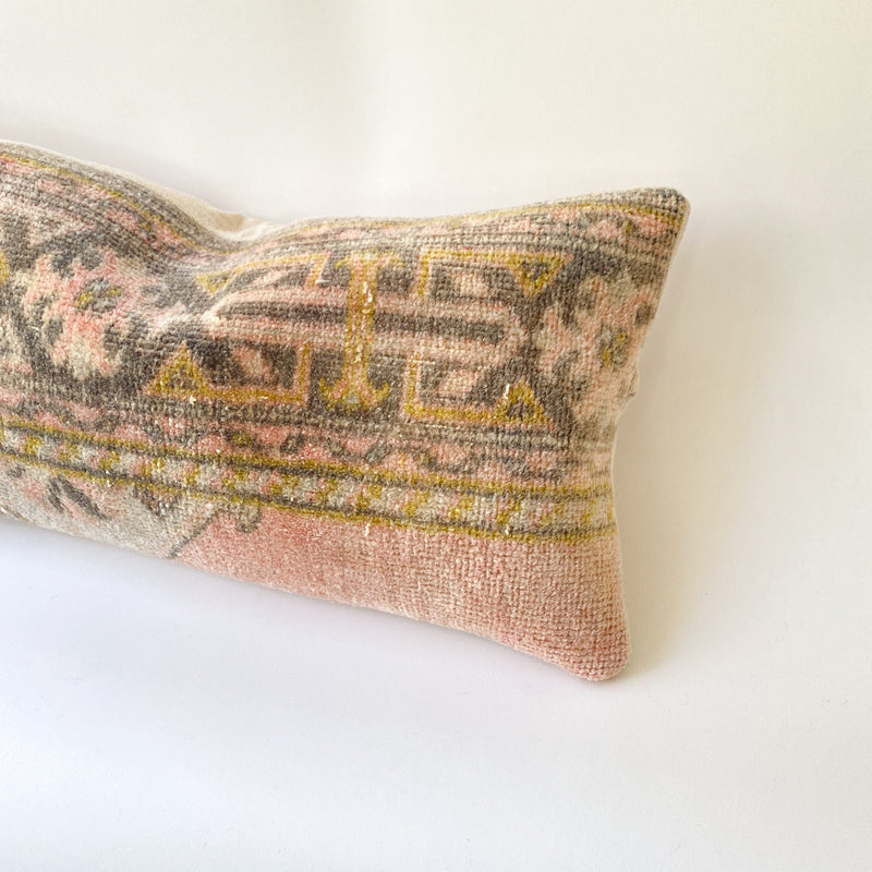 ON HOLD AP 058 Rug Pillow 12x24