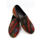 #4401 Handmade Kilim Loafer - Size 44 Men