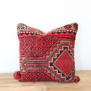 Zeliha 07 Rug Pillow 20x20