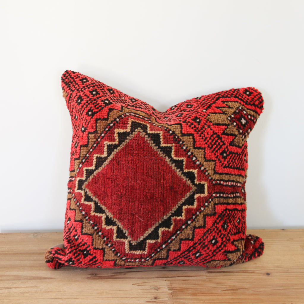 ON HOLD Zeliha 08 Rug Pillow 20x20