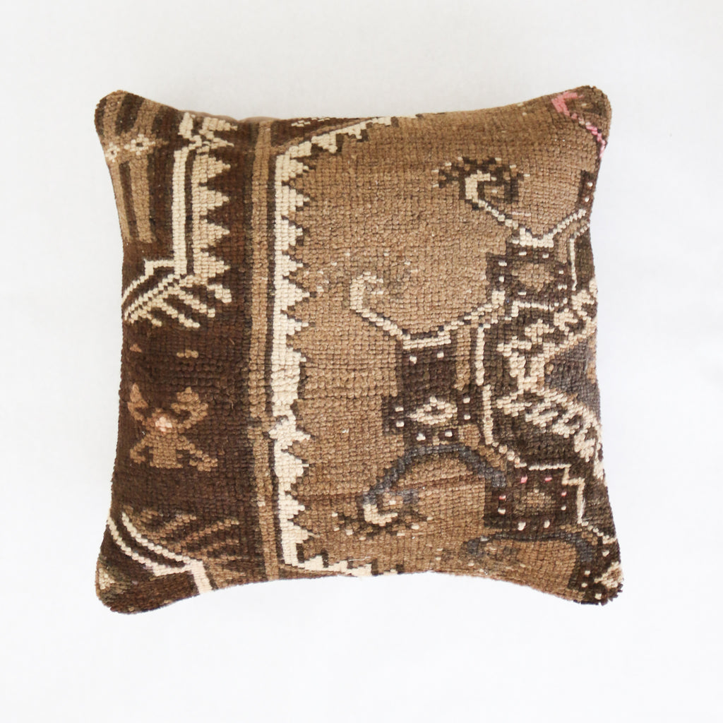 Nurten 02 Rug Pillow 20x20