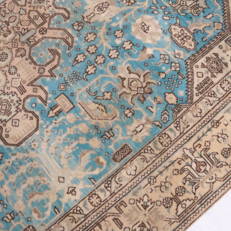 ON HOLD NOT AVAILABLE / WELL K54 Zümra 6x9 Handwoven Vintage Rug