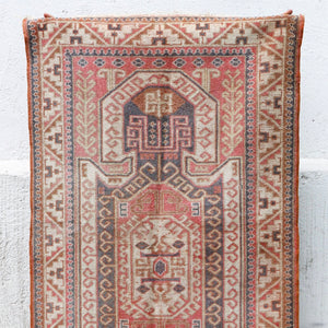 On Hold MT 1124 Esila 6x3'4 Handwoven Vintage Rug