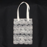 Archy Block Print Soft Tote