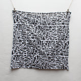 Little Shapes Block Print Bandana