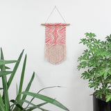 Small Granite Wall Hanging in Pink