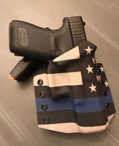 The ALPHA Holster for Glock