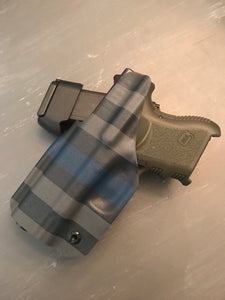 The Undercover IWB Holster for Glock