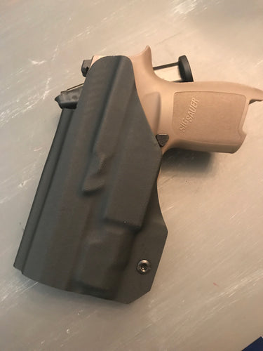 The NIGHTSTALKER IWB Holster, non Glock