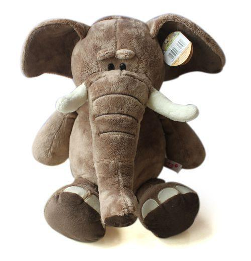 Jungle Brother Elephant Doll