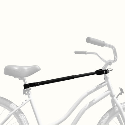 Bike Rack Top Tube Adapter | Black