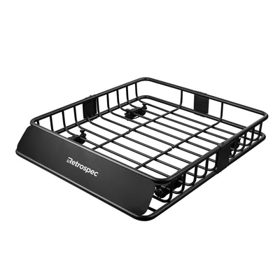 Cascade Cargo Roof Basket with 150 lbs capacity