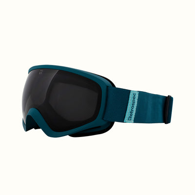 G3 Youth Snow Goggles | Matte Deep Teal Dusk and Smoke