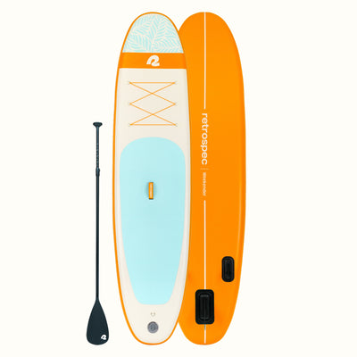Weekender Inflatable Stand Up Paddle Board 10' | Creamsicle