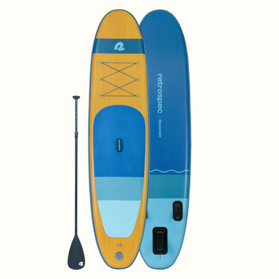Weekender Inflatable Paddle Board 10' | Nautical Blue