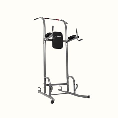 Power Tower Home Gym | Black