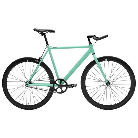 Critical Cycles - Fixed-Gear / Single Speed Bike with Pursuit Handlebars Celeste / 43cm-xs, Critical Cycles - 3