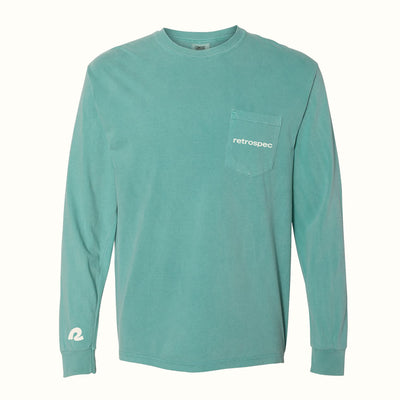 Second Nature Long-Sleeve | Cerulean