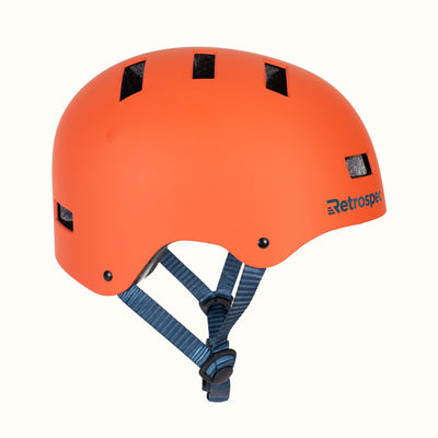 CM-1 Helmet | Matte Burnt Orange